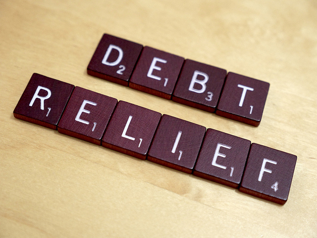 debt relief Walworth County
