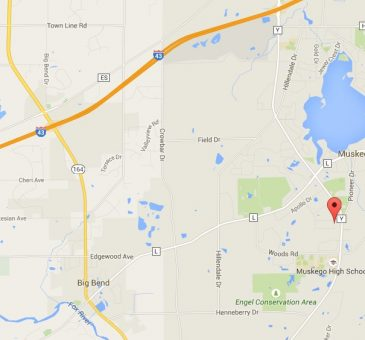 Muskego Bankruptcy Law Office map
