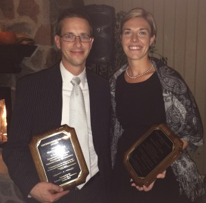 Shannon Wynn Receives Award from Walworth County Bar Association