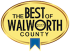 Best Lawyers of Walworth County 2017 Seal