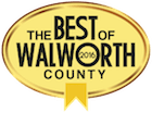 Best Walworth County attorney award for 2016