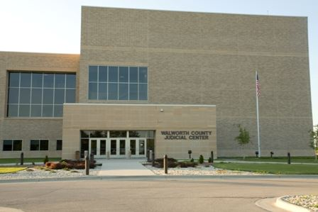 Walworth County, WI, Probate Court and Judicial Center
