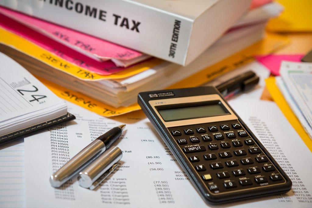 calculator for income tax refund in bankruptcy